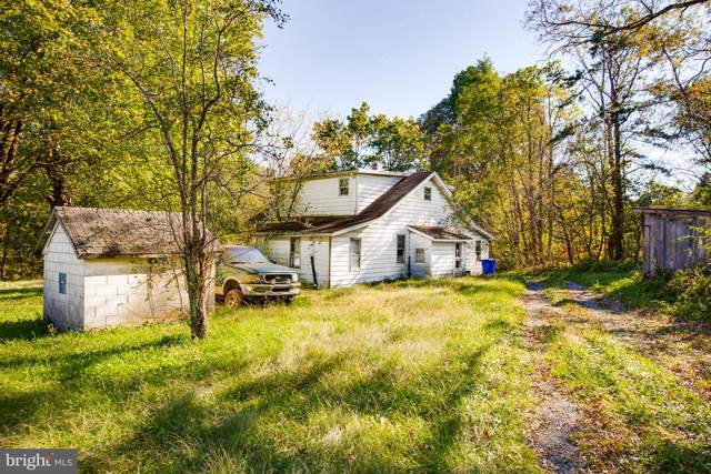15854 Saint Anthony Road, THURMONT, MD 21788 (#MDFR258402) :: AJ Team Realty