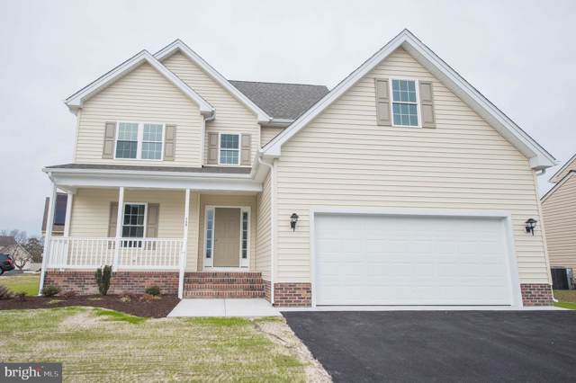 6039 Bell Creek Drive, SALISBURY, MD 21801 (#MDWC106528) :: Lucido Agency of Keller Williams