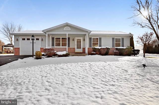 1542 Meadow Green Lane, CHAMBERSBURG, PA 17202 (#PAFL170518) :: TeamPete Realty Services, Inc
