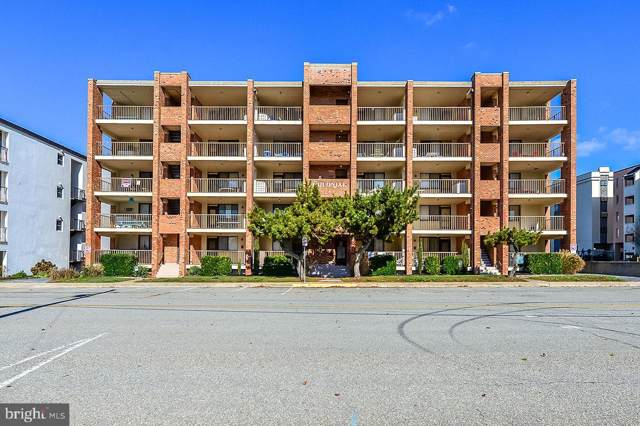 6 141ST Street #203, OCEAN CITY, MD 21842 (#MDWO111286) :: Atlantic Shores Realty