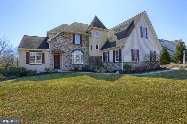 606 Quail Creek, MANHEIM, PA 17545 (#PALA157192) :: John Smith Real Estate Group