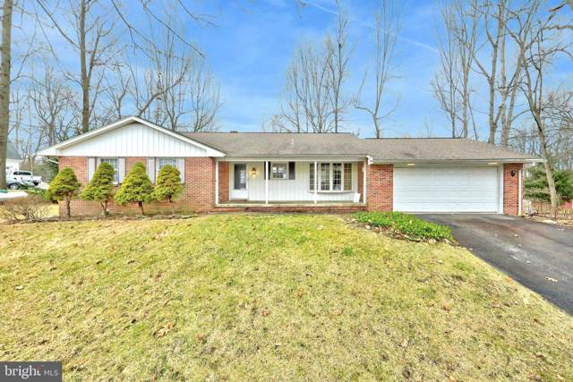 5111 Waltersdorff Road, SPRING GROVE, PA 17362 (#PAYK131332) :: ExecuHome Realty