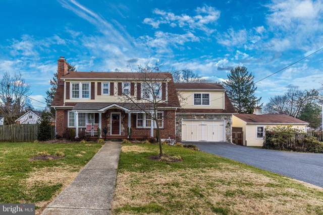 536 Wilson Place, FREDERICK, MD 21702 (#MDFR258428) :: Ultimate Selling Team