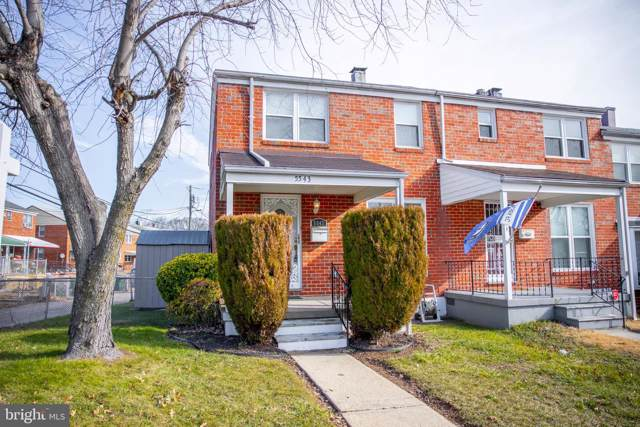 5543 Bucknell Road, BALTIMORE, MD 21206 (#MDBA496670) :: Network Realty Group