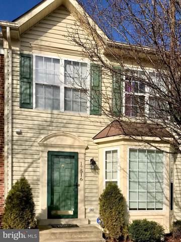17516 Isle Royale Terrace, DUMFRIES, VA 22025 (#VAPW485358) :: John Smith Real Estate Group