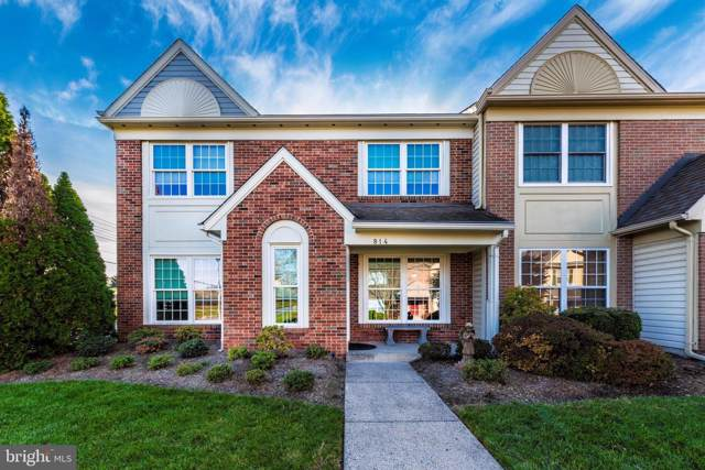 814 Waterford Drive, FREDERICK, MD 21702 (#MDFR258442) :: The Putnam Group