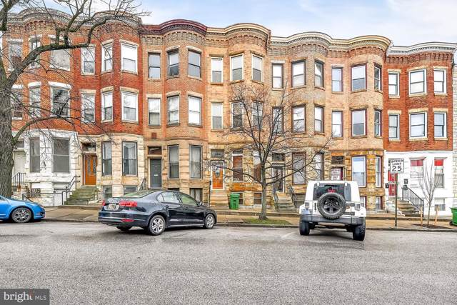 2237 Madison Avenue, BALTIMORE, MD 21217 (#MDBA496686) :: The Miller Team