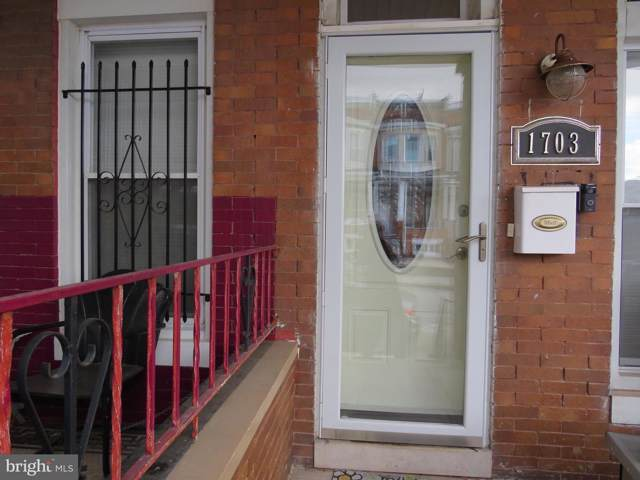 1703 Moreland Avenue, BALTIMORE, MD 21216 (#MDBA496688) :: The Maryland Group of Long & Foster