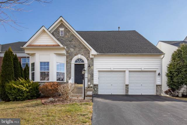 9409 Struthers Glen Court, BRISTOW, VA 20136 (#VAPW485372) :: Lucido Agency of Keller Williams