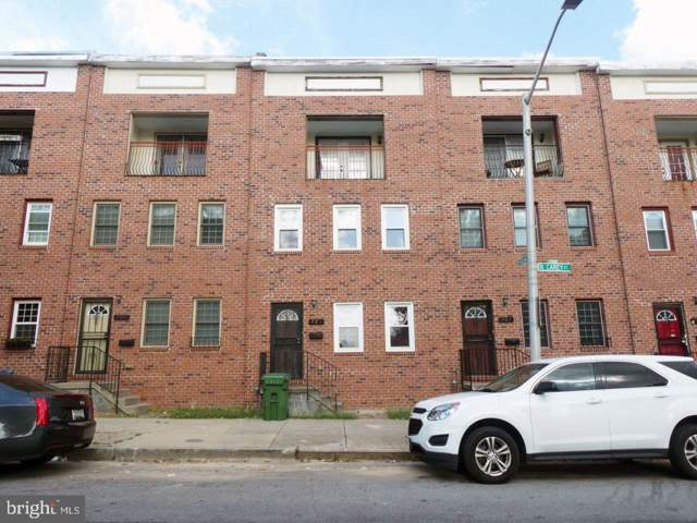 705 N Carey Street, BALTIMORE, MD 21217 (#MDBA496720) :: AJ Team Realty