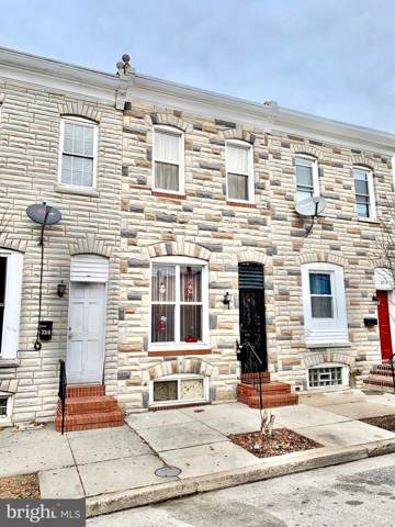 3312 Leverton Avenue, BALTIMORE, MD 21224 (#MDBA496722) :: The Maryland Group of Long & Foster