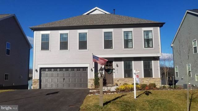 6857 E Shavano Road, NEW MARKET, MD 21774 (#MDFR258454) :: The Maryland Group of Long & Foster