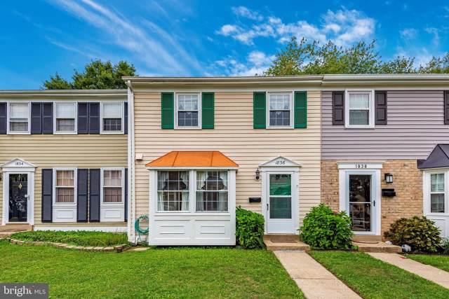 1836 Aberdeen Circle, CROFTON, MD 21114 (#MDAA422536) :: Revol Real Estate
