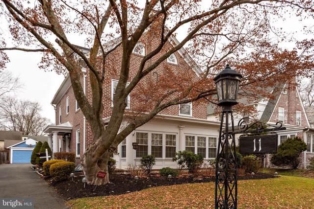 11 Buckingham Avenue, TRENTON, NJ 08618 (#NJME290194) :: The Dailey Group