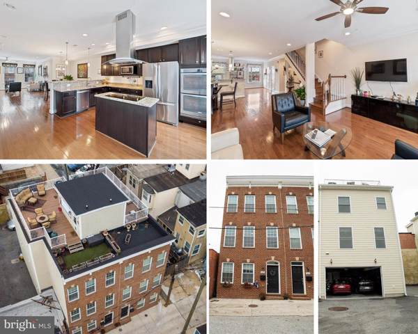 1450 Sumwalt Court, BALTIMORE, MD 21230 (#MDBA496744) :: The Speicher Group of Long & Foster Real Estate