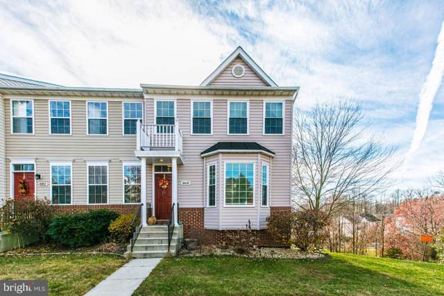 6410 Warren Point Court, ALEXANDRIA, VA 22315 (#VAFX1105922) :: SURE Sales Group