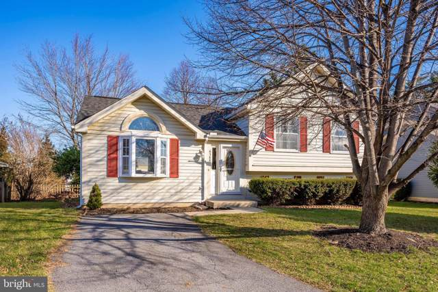 6588 Whetstone Drive, FREDERICK, MD 21703 (#MDFR258468) :: Advon Group