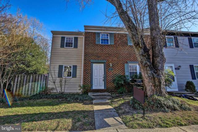 1687 Yorktown Court, CROFTON, MD 21114 (#MDAA422554) :: The Maryland Group of Long & Foster