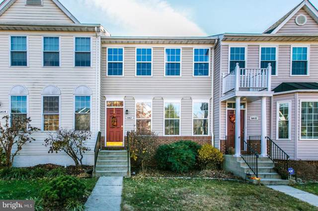 6412 Warren Point Court, ALEXANDRIA, VA 22315 (#VAFX1105940) :: SURE Sales Group