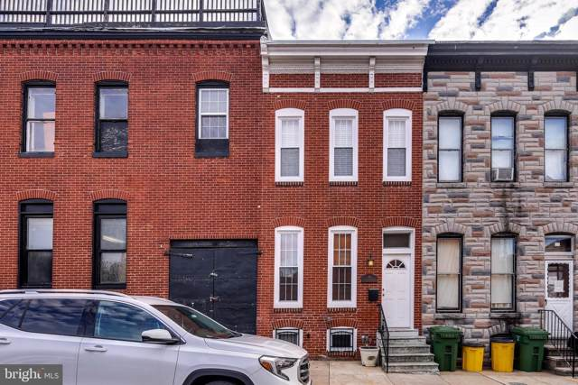 61 E Heath Street, BALTIMORE, MD 21230 (#MDBA496766) :: The Maryland Group of Long & Foster