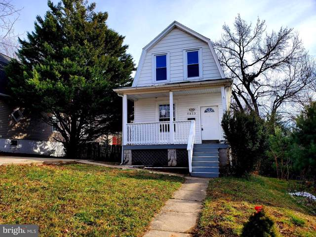 5013 Anthony Avenue, BALTIMORE, MD 21206 (#MDBA496776) :: Corner House Realty