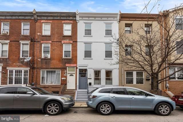 1509 Dickinson Street, PHILADELPHIA, PA 19146 (#PAPH862720) :: REMAX Horizons