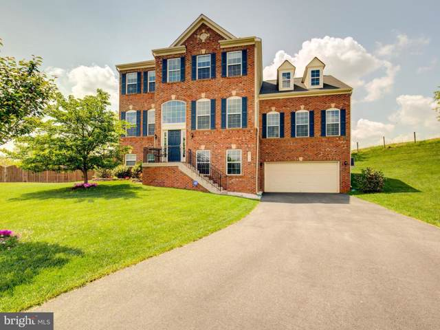 2716 Cassidy Court, WINCHESTER, VA 22601 (#VAWI113730) :: The Miller Team
