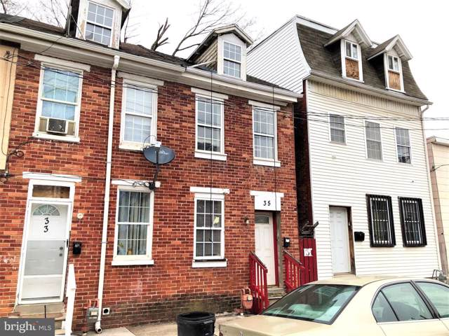 35 E South Street, YORK, PA 17401 (#PAYK131390) :: The Joy Daniels Real Estate Group