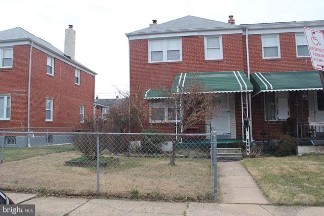 2206 Redthorn Road, BALTIMORE, MD 21220 (#MDBC482406) :: The Vashist Group