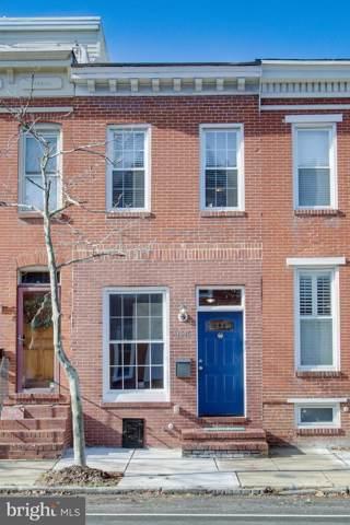 1506 S Hanover Street, BALTIMORE, MD 21230 (#MDBA496830) :: The Miller Team