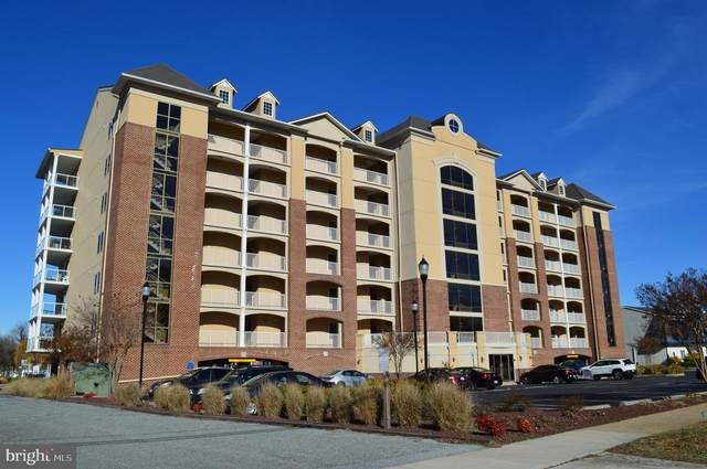 530 Riverside Drive #403, SALISBURY, MD 21801 (#MDWC106554) :: Atlantic Shores Sotheby's International Realty