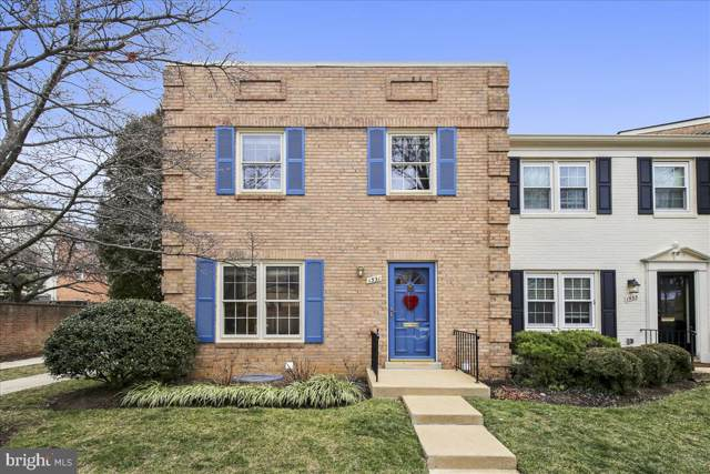 1531 Candlewick Court, MCLEAN, VA 22101 (#VAFX1106010) :: Homes to Heart Group