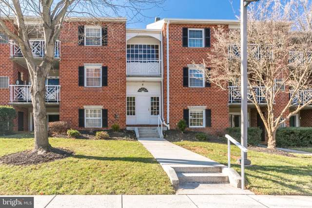 6 Brooking Court #102, LUTHERVILLE TIMONIUM, MD 21093 (#MDBC482418) :: The Dailey Group