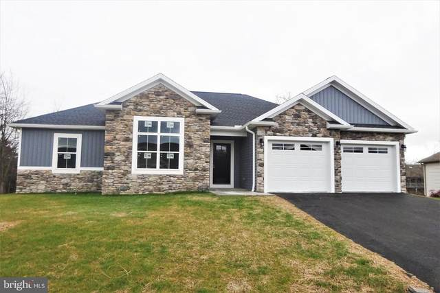 224 Toms Lane, GREENCASTLE, PA 17225 (#PAFL170578) :: Younger Realty Group