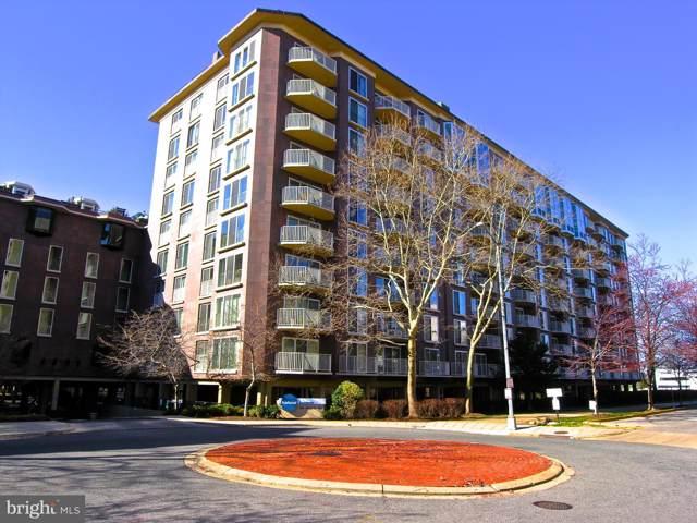 560 N Street SW N413, WASHINGTON, DC 20024 (#DCDC454868) :: Jennifer Mack Properties