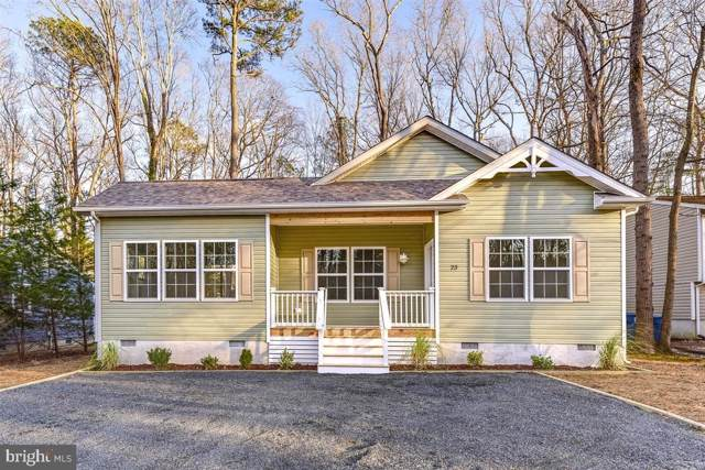5 Tail The Fox Drive, OCEAN PINES, MD 21811 (#MDWO111316) :: RE/MAX Coast and Country