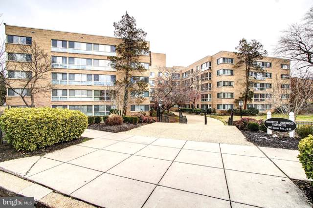6445 Luzon Avenue NW #112, WASHINGTON, DC 20012 (#DCDC454902) :: Viva the Life Properties