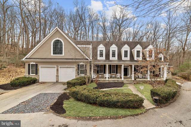 5401 Mineral Hill Road, SYKESVILLE, MD 21784 (#MDCR193946) :: Radiant Home Group
