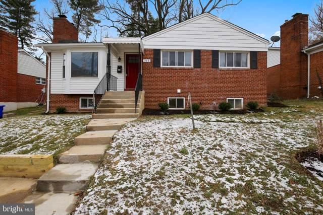 310 Wayne Avenue, SILVER SPRING, MD 20910 (#MDMC692180) :: Certificate Homes