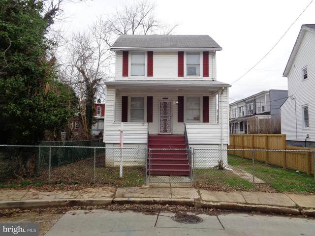 5207 Elmer Avenue, BALTIMORE, MD 21215 (#MDBA496880) :: Bob Lucido Team of Keller Williams Lucido Agency