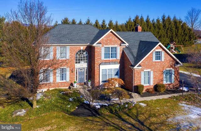 5193 Rosewood Drive, CENTER VALLEY, PA 18034 (#PALH113254) :: Ramus Realty Group