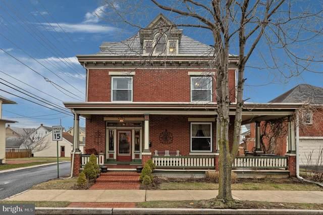 18 N Grant Street, PALMYRA, PA 17078 (#PALN112030) :: Liz Hamberger Real Estate Team of KW Keystone Realty