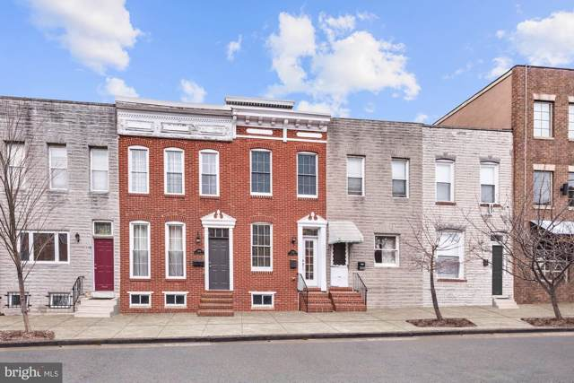 2836 Hudson Street, BALTIMORE, MD 21224 (#MDBA496892) :: SURE Sales Group