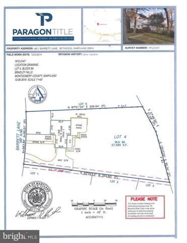 6811 Barrett Lane, BETHESDA, MD 20814 (#MDMC692202) :: AJ Team Realty