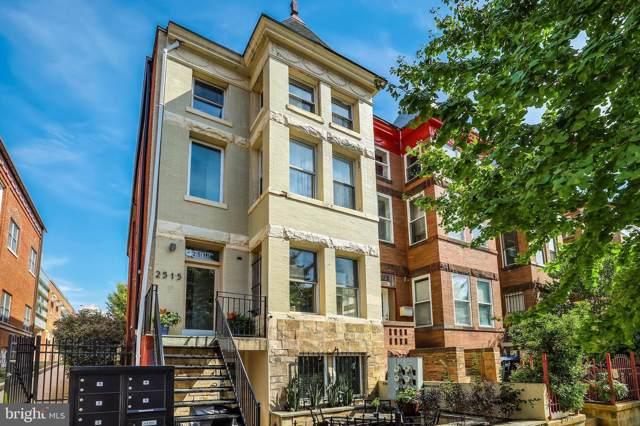 2515 17TH Street NW #2, WASHINGTON, DC 20009 (#DCDC454924) :: Viva the Life Properties