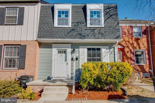 8204 Imperial Drive 6-C, LAUREL, MD 20708 (#MDPG556036) :: ExecuHome Realty