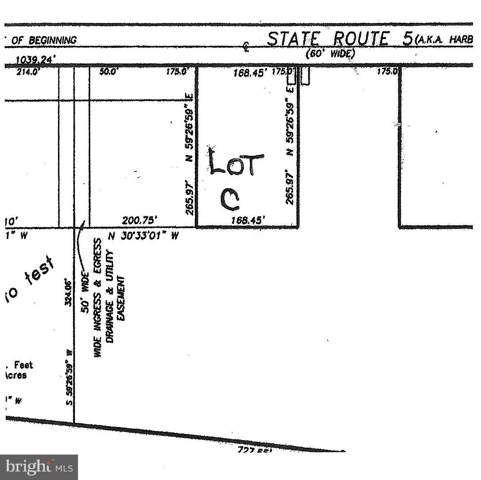 Lot C Harbeson Road, MILTON, DE 19968 (#DESU154020) :: Atlantic Shores Sotheby's International Realty