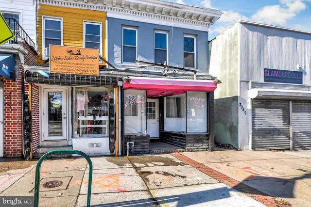 3036 Greenmount Avenue, BALTIMORE, MD 21218 (#MDBA496914) :: CR of Maryland