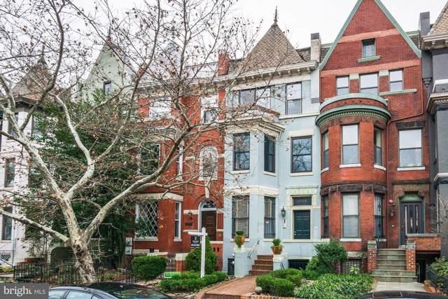 1722 U Street NW D, WASHINGTON, DC 20009 (#DCDC454932) :: Seleme Homes