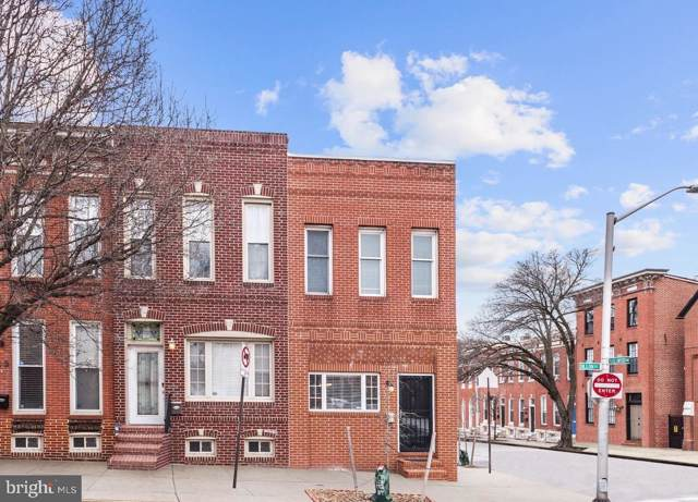 3101 Dillon Street, BALTIMORE, MD 21224 (#MDBA496918) :: SURE Sales Group